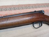Winchester model 74 .22 LR with 24 inch barrel made in1941 - 8 of 11