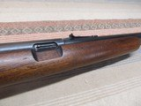 Winchester model 74 .22 LR with 24 inch barrel made in1941 - 4 of 11