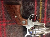 RUGER OLD MODEL VAQUERO 45 COLT BRIGHT STAINLESS