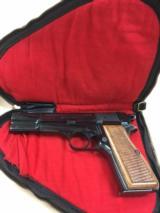 Browning Hi Power 9mm