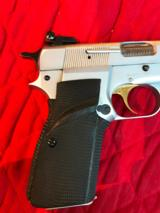 Browning Hi Power 9mm 1982 Silver - 6 of 8