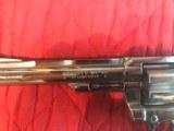 Colt Trooper MK 11122 LR Nickle Finish - 3 of 8