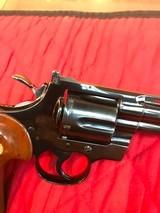 """Colt Python 4"""" Blued - 8 of 13"""