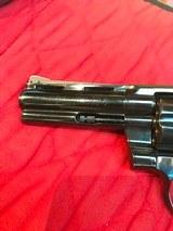 """Colt Python 4"""" Blued - 6 of 13"""