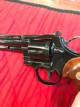 """Colt Python 4"""" Blued - 9 of 13"""
