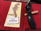 Colt Single Action Army 2nd Gen 38 special with Box - 4 of 15