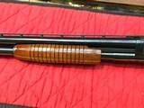 "Winchester Model 12 Heavy Duck Vent Rib 30"" Full - 5 of 15"