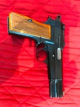 Browning Hi Powerwith slotted back strap - 2 of 15