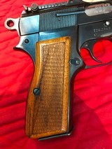 Browning Hi Powerwith slotted back strap - 8 of 15