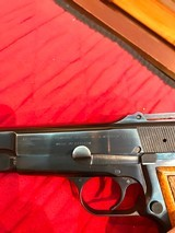 Browning Hi Powerwith slotted back strap - 12 of 15