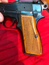 Browning Hi Powerwith slotted back strap - 7 of 15