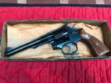 Smith & Wesson Model 48-3 with original box