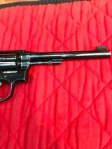 Smith & Wesson K-22 22LR with original box - 8 of 15