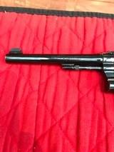 Smith & Wesson K-22 22LR with original box - 11 of 15