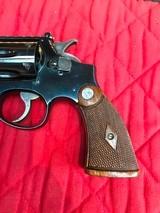 Smith & Wesson K-22 22LR with original box - 9 of 15