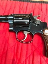 Smith & Wesson K-22 22LR with original box - 10 of 15