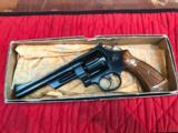 Smith & Wesson Model 28-2 with original box