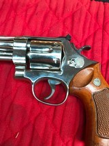 Smith & Wesson Model 27-2Nickel - 4 of 15