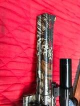 Colt Anaconda Camo with scope and original soft case - 4 of 15