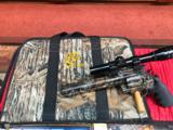Colt Anaconda Camo with scope and original soft case - 2 of 15