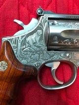 Smith & Wesson 648 Engraved - 8 of 15