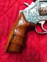 Smith & Wesson 648 Engraved - 15 of 15