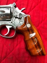 Smith & Wesson 648 Engraved - 3 of 15