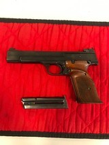 """Smith & Wesson 41SN 740165.5"""" barrel - 1 of 15"""