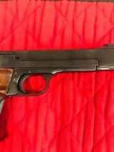 """Smith & Wesson 41SN 740165.5"""" barrel - 4 of 15"""