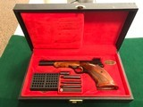 Browning Medalist with display box