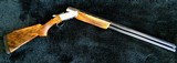 """Krieghoff Exceptional K-80 Parcours """"Special Grade"""" 12 Gauge 32"""" Sporting Clays Shotgun.....Excellent/Case& Briley Chokes - 5 of 14"""