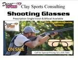 Decot Hy-Wyd Shooting Glasses in Plano, Single Vision & Prescriptions Lenses at Great Pricing