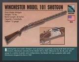 Excellent Customized Winchester 101 Skeet Four Gauge Briley Tube set in Metal Case