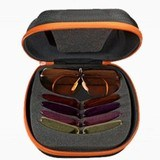 Decot Classic Hy-Wyd Glasses with HY-LO Bridge / Spring Hinge Temples all Lens Colors - 7 of 15