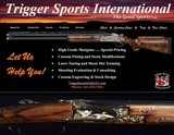 Trigger Sports Converta-Stock; Adjustable Comb, Pad, Butt Plate, Weights, and recoil Reduction Unit; Complete Shop Services & Customization