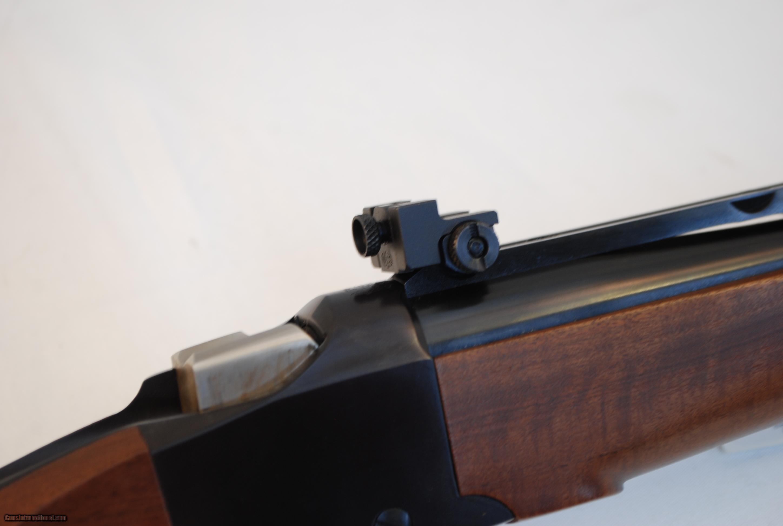 Ruger #1 RSI 7x57 Mauser