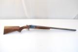 Browning SxS 12 gauge