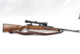 Ruger Safari Magnum .375 H&H w Leupold VX-2 3-9x40
