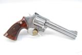 """Smith & Wesson 686 No dash No lock .357 Magnum 6"""""""