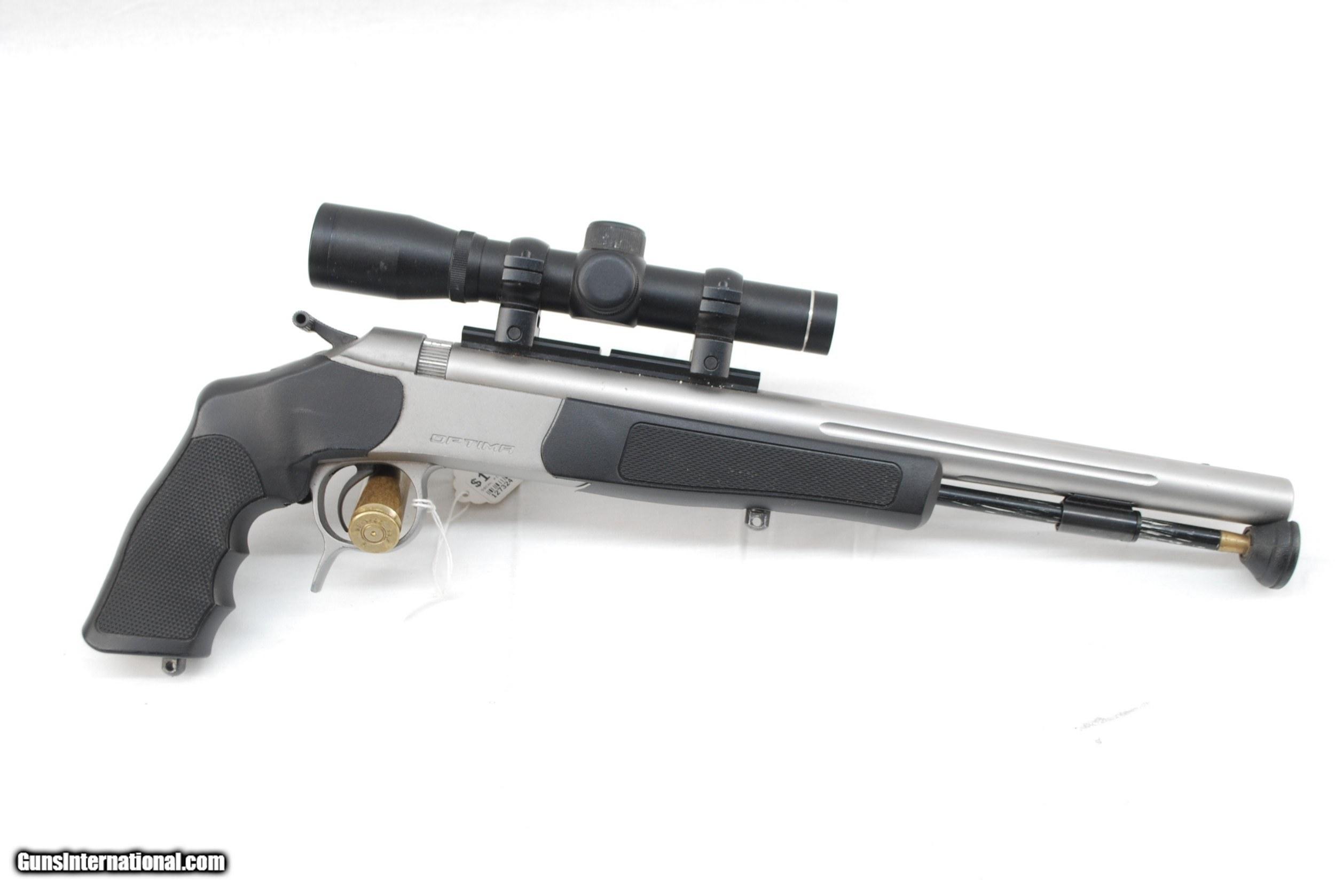 CVA Optima Pistol  50 cal