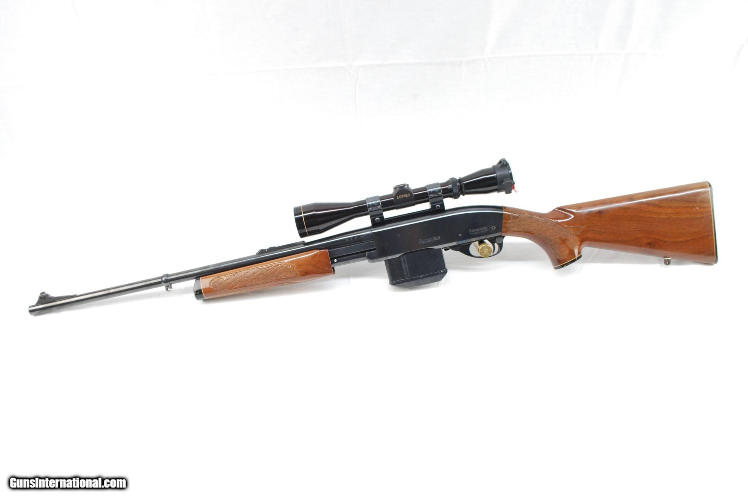 Remington 760 Gamemaster  30-06 w Leupold Vari X II 3-9x40