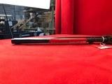 Benelli 828 U 20 Gauge with Beautiful engraving throughout the gun. - 7 of 12