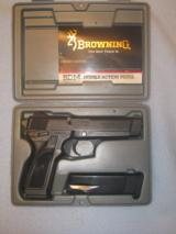 Browning BPM-D 9mm pistol