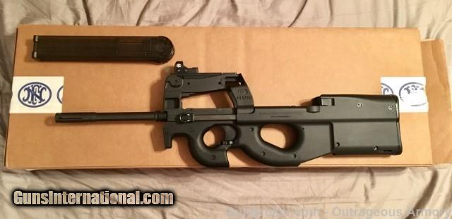 Fn Ps90 With Red Dot 0 Rounds Shot Custom Work