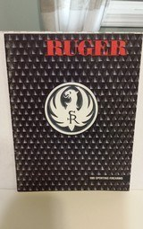 Ruger 1985 Gun Catalog - 1 of 15