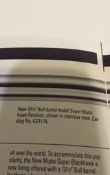 Ruger 1985 Gun Catalog - 9 of 15