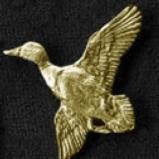 Mallard Duck Tie Tack