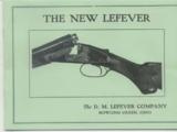 The New Lefever 1905 Catalog Reprint - 1 of 4