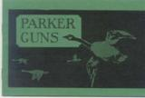 Parker Guns 1934 Catalog Reprints - 1 of 4