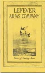 Lefever Arms Company 1913 Catalog Reprint - 1 of 3
